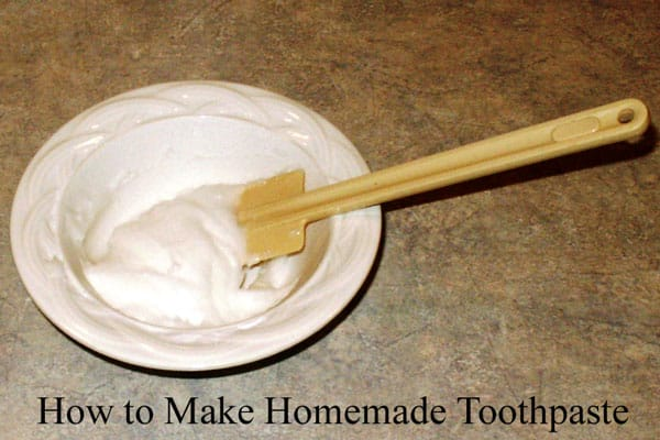 how to make ayurvedic toothpaste at home