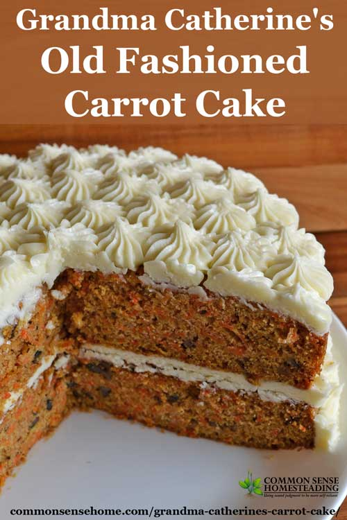 Costa Carrot Cake Recipe