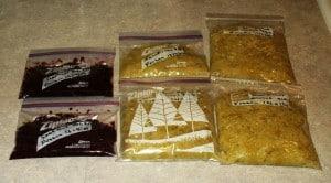 sauerkraut in bags