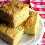 Best Ever Cornbread Recipe with Gram Irene's Secret Ingredient - Always Moist and Delicious!