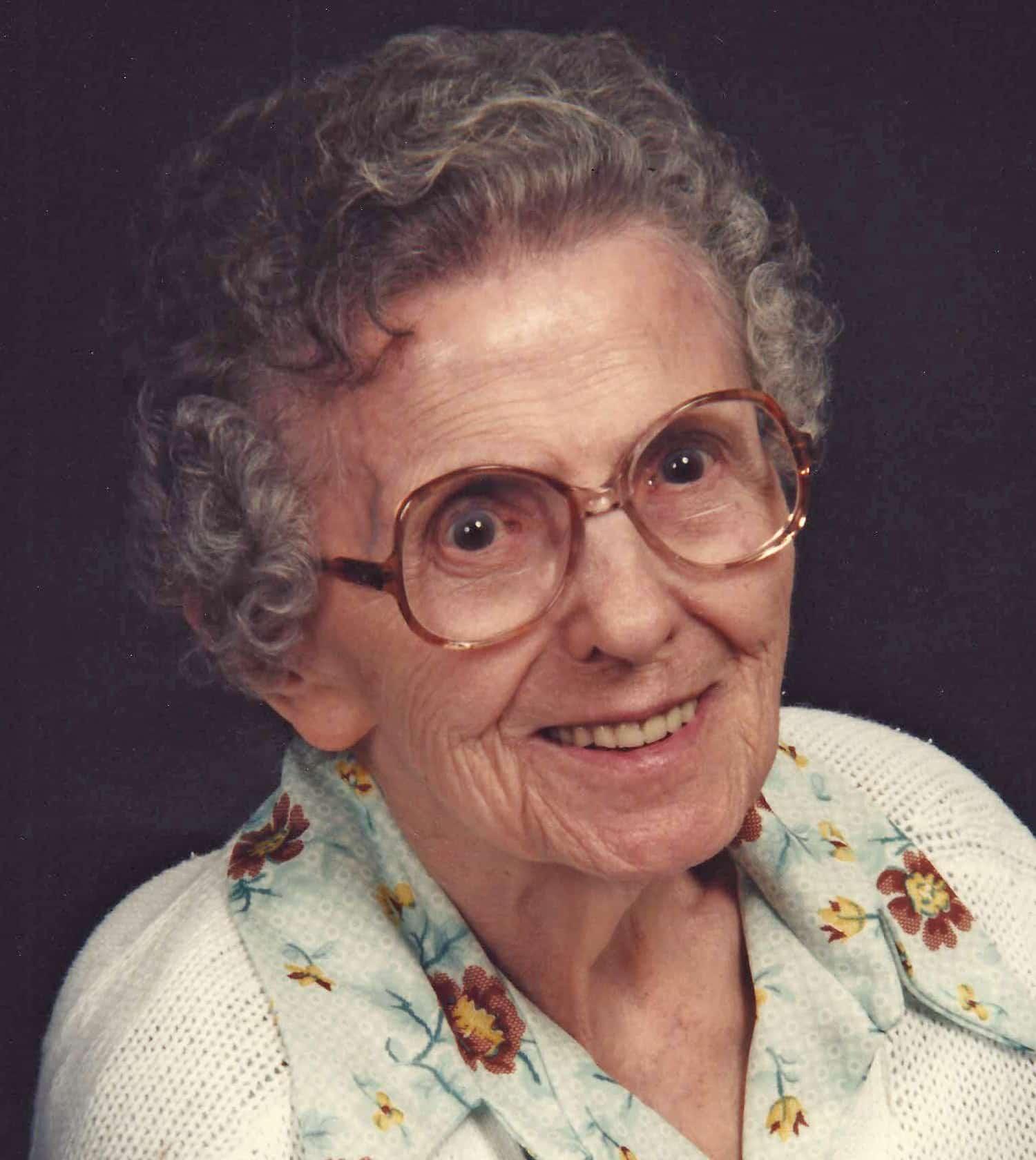 Grandma Catherine