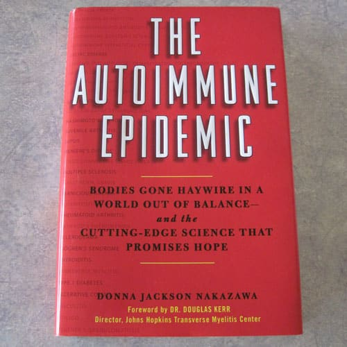 The Autoimmune Epidemic - Can Detox Treatments Help?