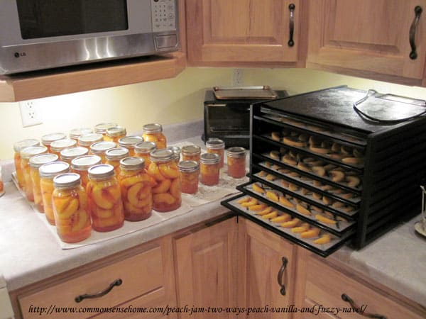 peach-preserving