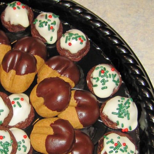 cocoa mocha cookies