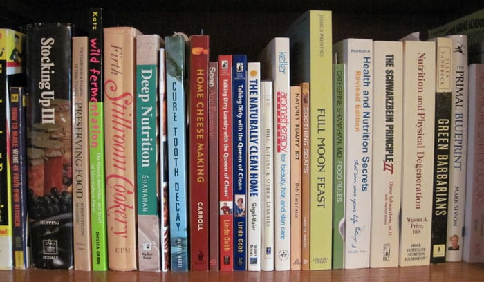 Recommended Reading for Sel-Sufficiency