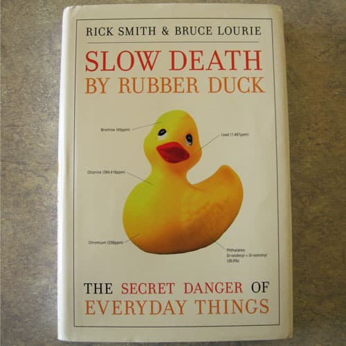 Slow Death by Rubber Duck Book