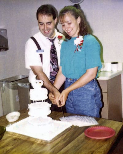 A Homesteading Love Story - Part Two - I look forward to spending the rest of my life with one man, the man that I love.
