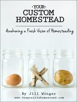 Your Custom Homestead Giveaway