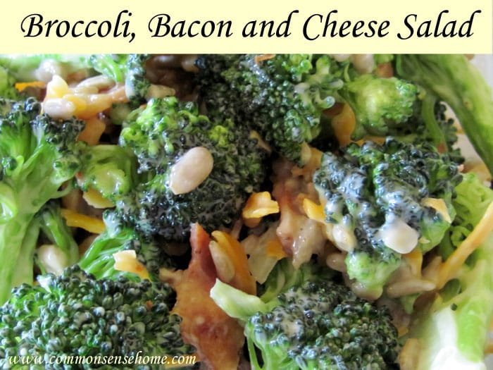 broccoli is raw broccoli bacon and cheddar bacon broccoli salad with ...