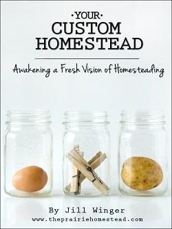 Your Custom Homestead – Awakening a Fresh Vision of Homesteading