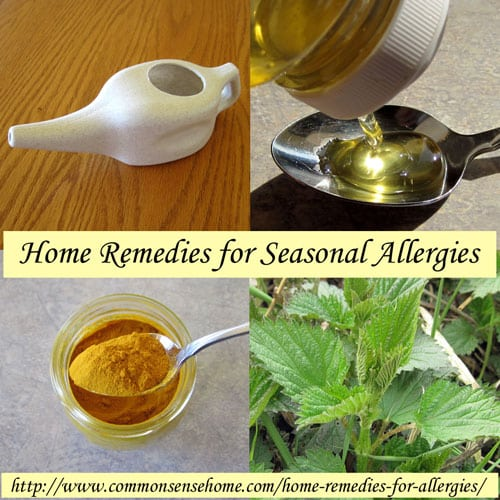 Natural Remedy For Itchy Throat Allergy