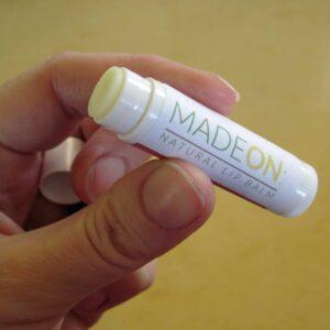 MadeOn Peppermint Lip Balm