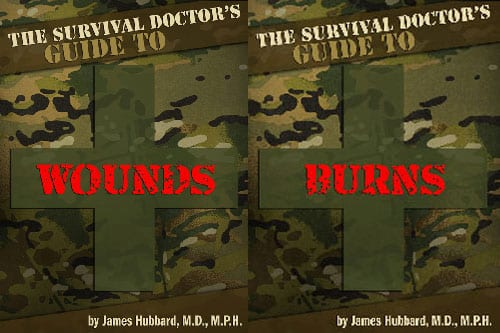 Wounds and Burns e-books @ Commons Sense Homesteading