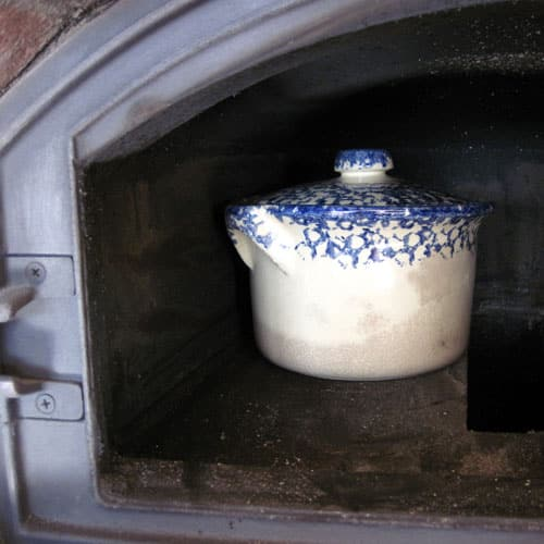 baked beans in oven