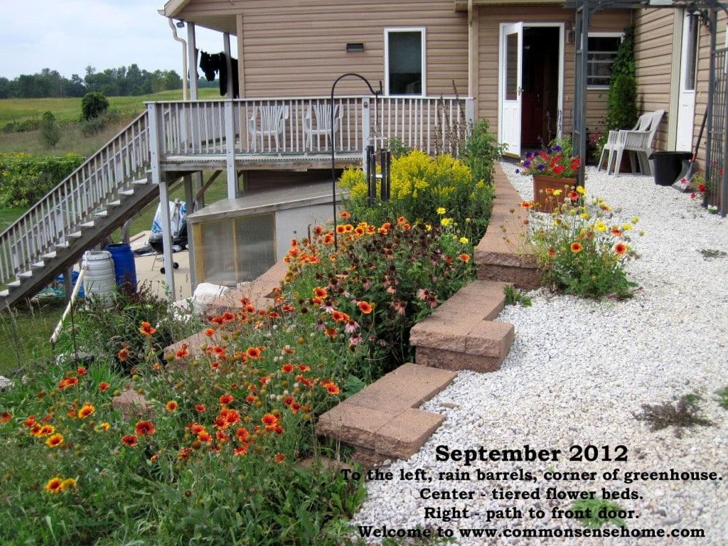 Common Sense Homestead Open House - October 6, 2012
