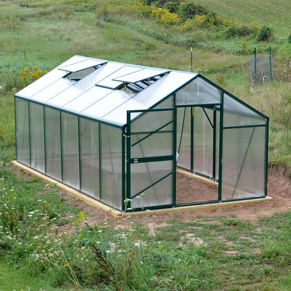 10'x20' Harvest Hobby Greenhouse