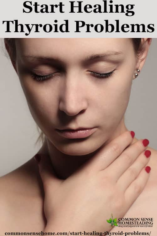 Start Healing Thyroid Problems - Learn why thyroid conditions are largely undiagnosed, how toxicity can impact the thyroid and what you can do to heal.