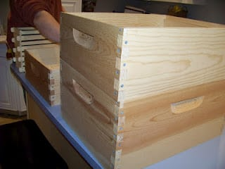 Getting Started Beekeeping - homestead bee hives