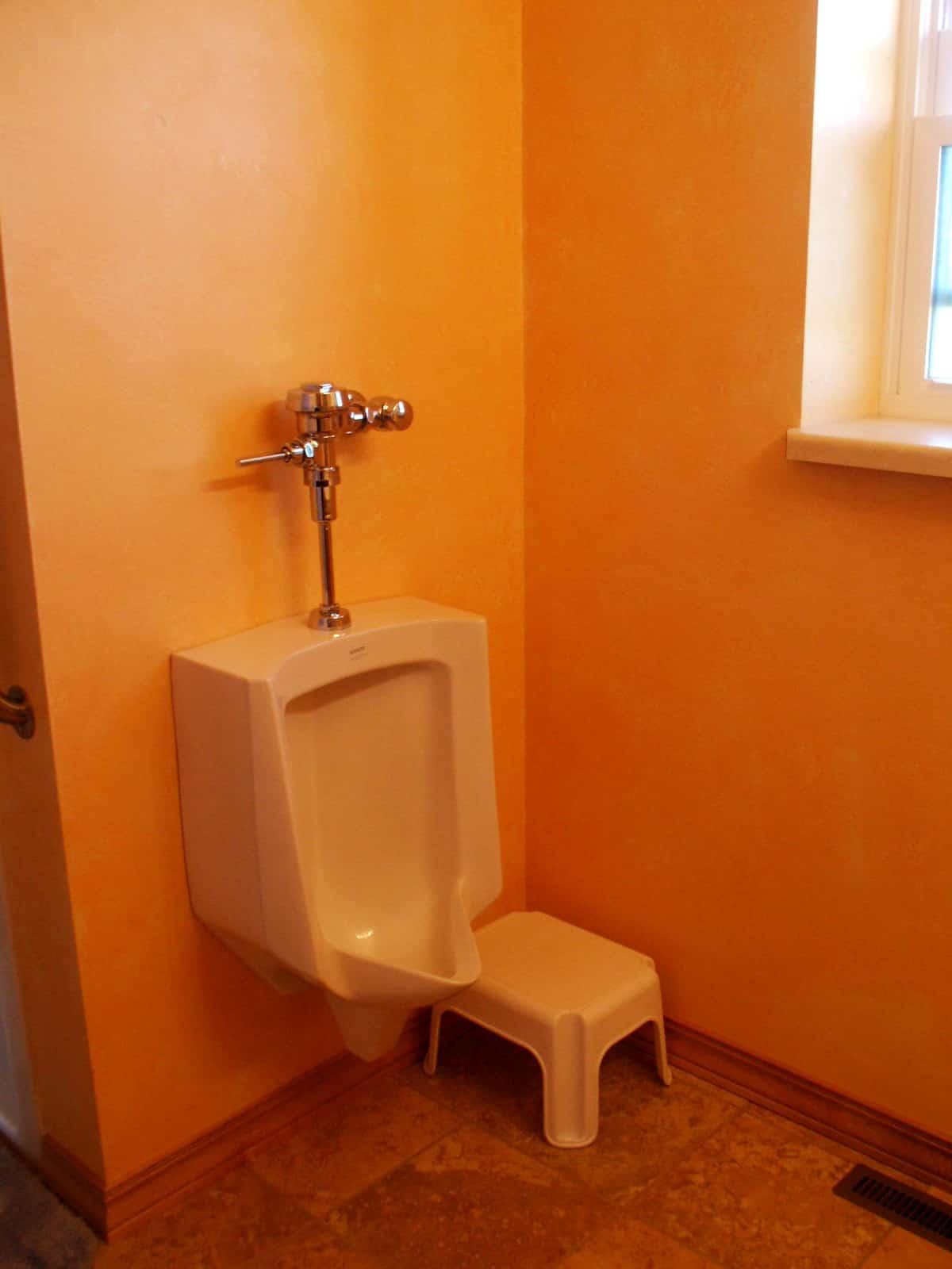 Bathroom Urinal: Common Sense Homesteading