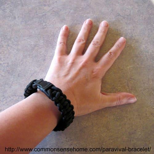 ParaVival Survival Bracelet