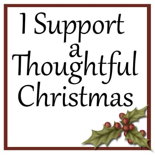 Support a thoughtful Christmas - Small Business/Crafters/Homemade Gift Link Up