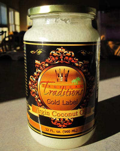 Tropical Traditions Gold Label Virgin Coconut Oil Review@ Common Sense Homesteading
