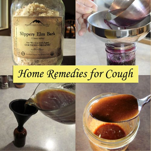 Home Remedies for Coughs @ Common Sense Homesteading