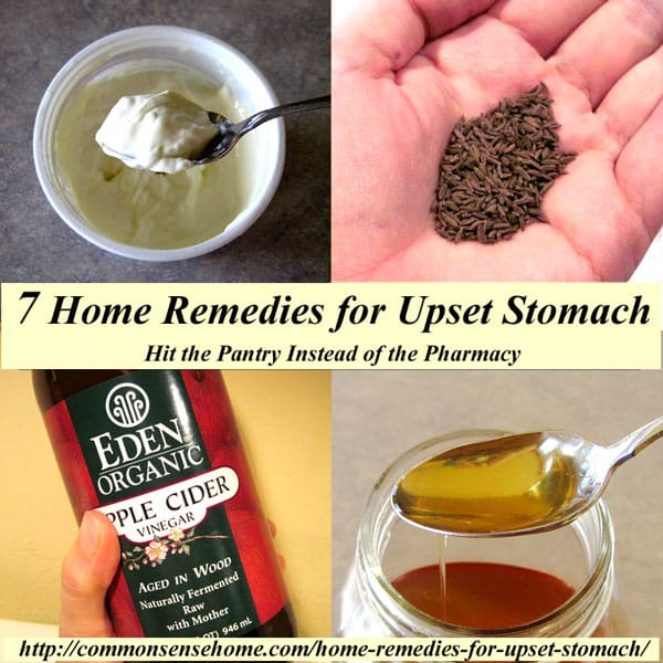 Home remedies for upset stomach and indigestion that may help sooth your aching belly, plus recommendations to prevent stomach upset.