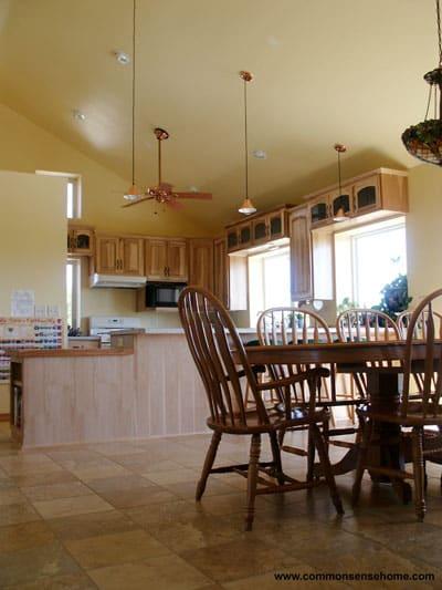 Porcelain Tile Flooring - Eco-Friendly Flooring