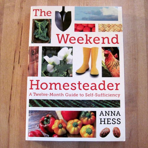 The Weekend Homesteader Review @ Common Sense Home
