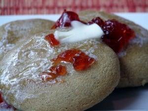 Homemade Bread Recipe - Gluten-Free Mini Breakfast Sandwich Biscuit Buns