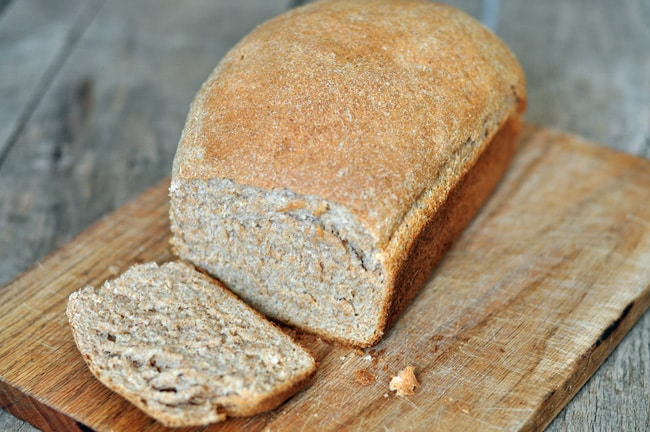 Homemade Bread Recipes - Whole Wheat Bread – Sprouted or Soaked