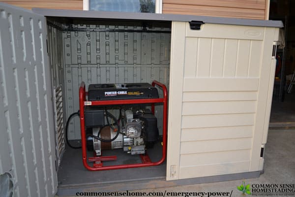 how to add generator to your home power