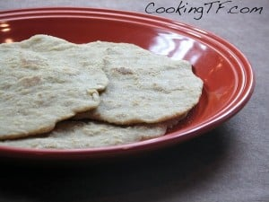 Homemade Bread Recipes - Soaked Gluten-Free Naan Bread