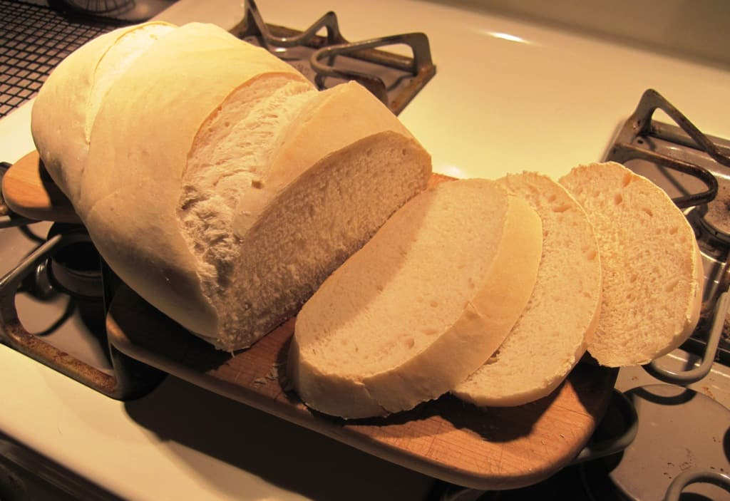 how to prepare sourdough bread