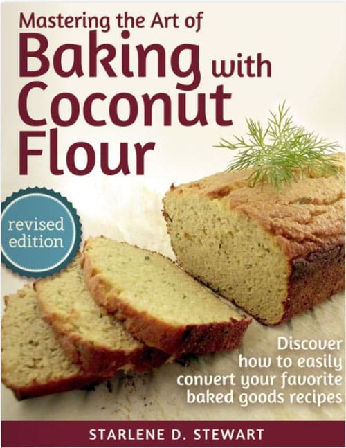 Baking with Coconut Flour - Get an assortment of easy to follow coconut flour recipes, plus tips for adapting your favorite recipe to use coconut flour.