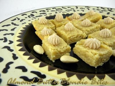 CF almond-blondies
