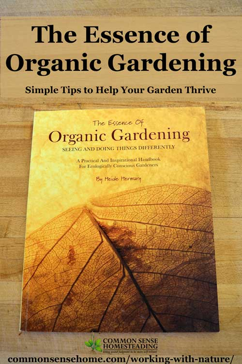 A great introduction to organic gardening, explaining to the reader the basics of what defines a healthy garden, and simple tips for making your garden thrive.