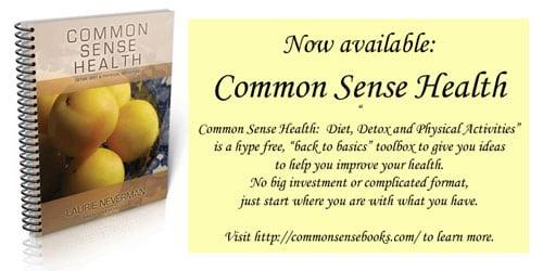 Learn About Common Sense Health e-book