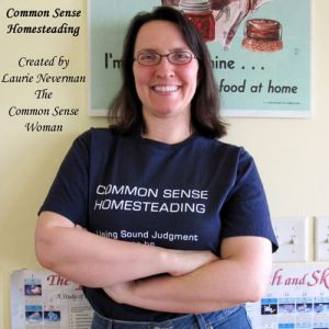 Buy Common Sense Homesteading Gear