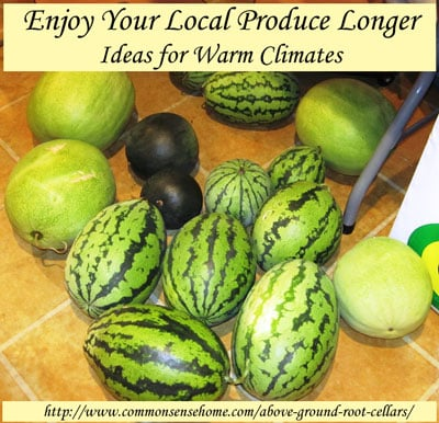 Enjoy Your Local Produce Longer