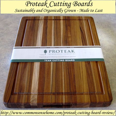 Proteak Cutting Boards - Sustainably and Organically Grown, Made to Last. Providing quality jobs with fair wages for workers, protecting the environment.