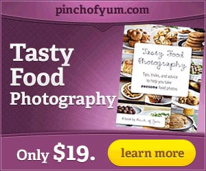 Buy Tasty Food Photography e-book