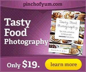 Buy Tasty Food Photography e-book