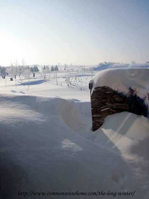 back-door-with-snow