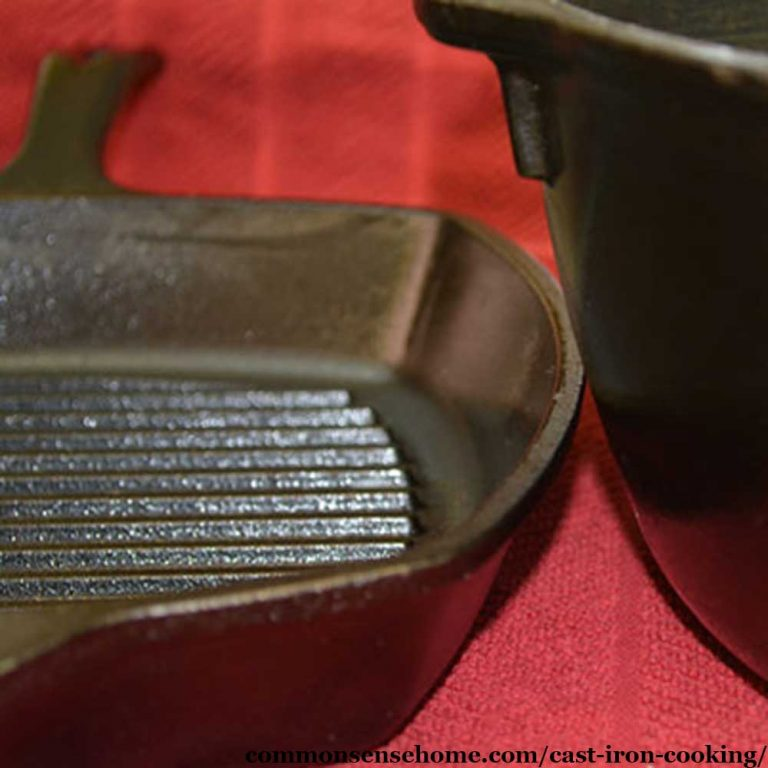 Cast Iron Cooking – What You Need to Know – Care and Cooking Tips