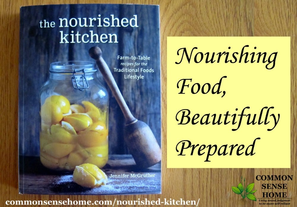 nourished kitchen book