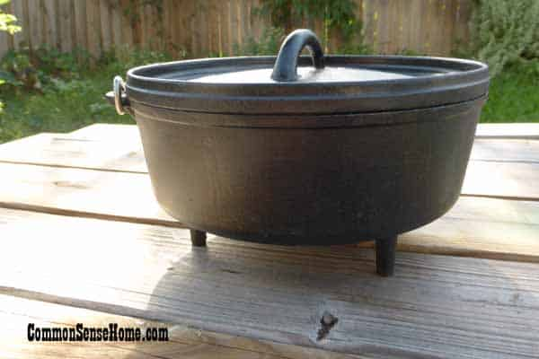 getting started dutch oven010