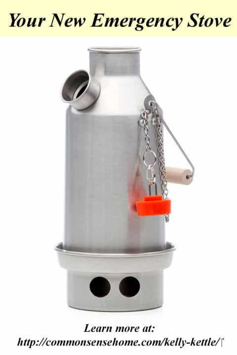 Kelly Kettle Emergency Stove Review