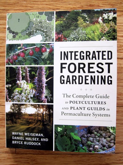 Integrated Forest Gardening Permaculture Book